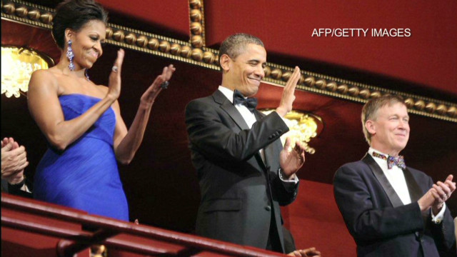 Preview of Kennedy Center Honors