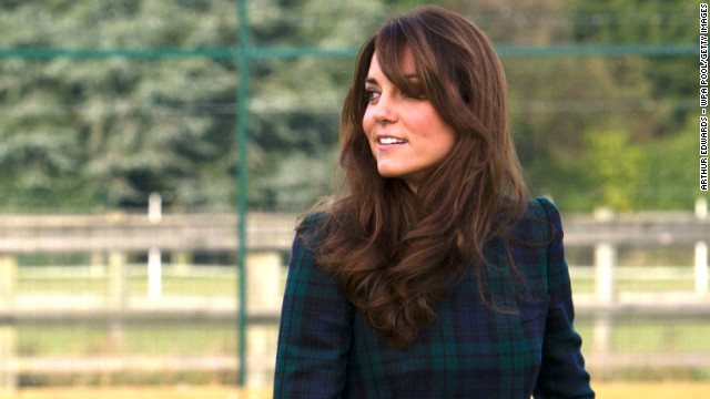 Why is the duchess in the hospital?