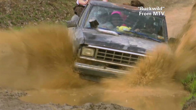 2012: Hillbillies go wild on MTV show