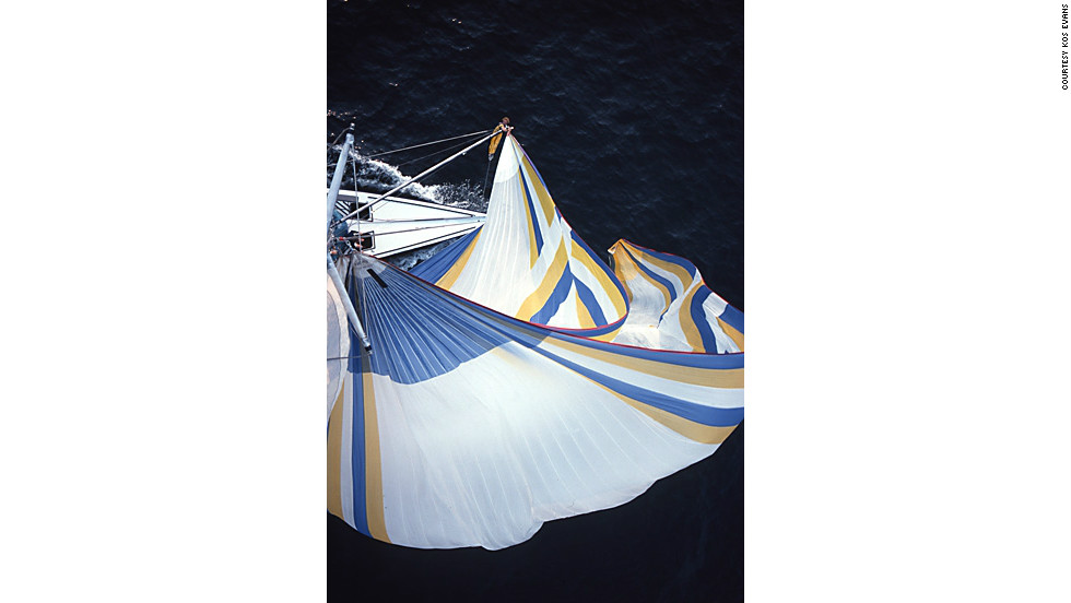 Kos is a household name in sailing photography circles, having been shortlisted for the prestigious British Sports Photography Awards, British Nautical Awards and exhibited at London's Getty Gallery.
