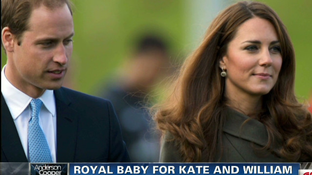 Buzz over royal baby, hospitalization