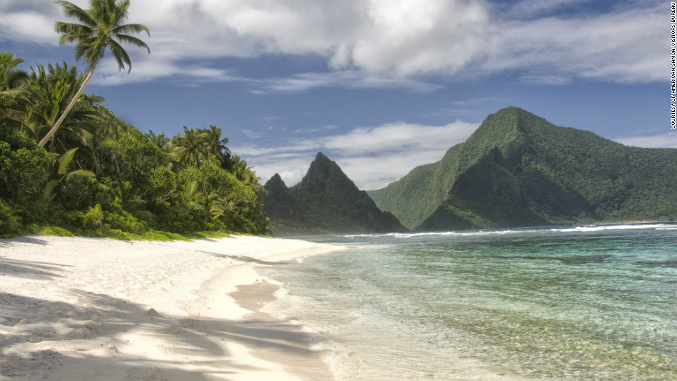 Just a quick flight from Pago Pago to the three-square-mile Ofu in the Manu'a Islands, part of American Samoa, will deliver you to pristine, white-sand beaches and lovely Polynesian culture.