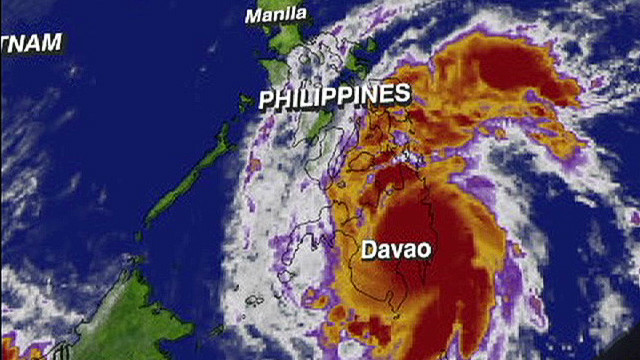 Asia braces for 'catastrophic' typhoon