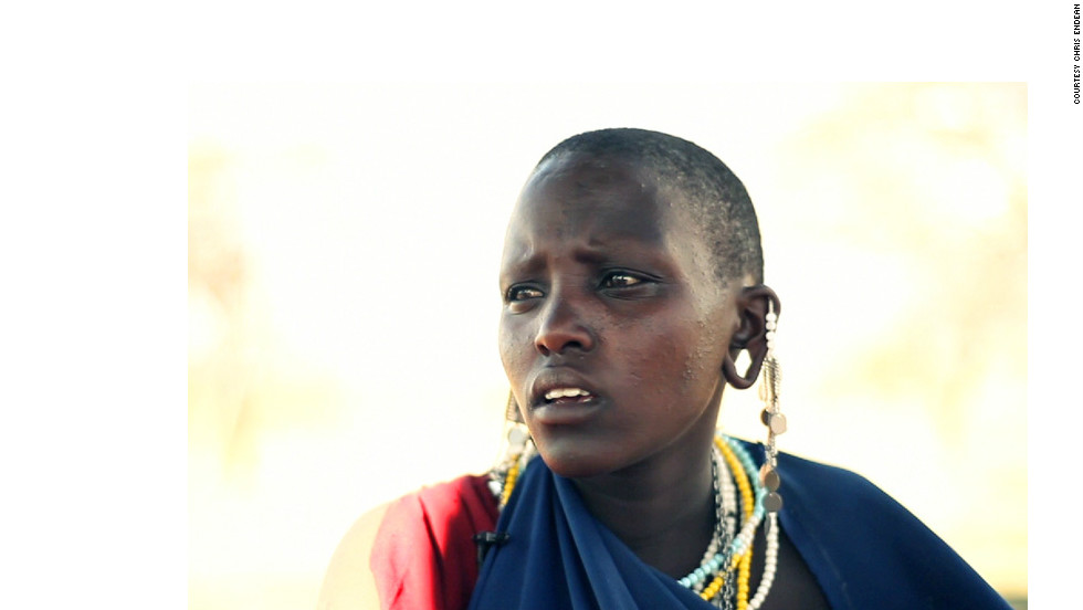 "If a child becomes sick in remote areas they have to be carried vast distances to reach the nearest doctor. <br />Nasieku Engishon lives in the Maasai settlement of Engirirat. She almost lost her 10-month-old daughter to pneumonia and diarrhea. ""Carrying a sick child, it can take four to six hours to get there,"" she says."