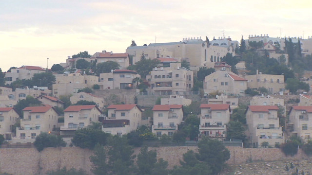 Israel criticized for settlement plan