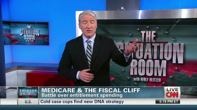 King: The battle over Medicare