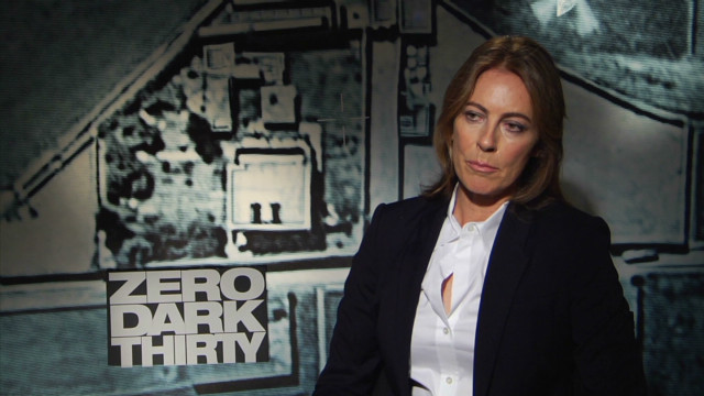 Kathryn Bigelow talks 'Zero Dark Thirty'