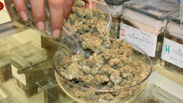 What is a marijuana clinic like?