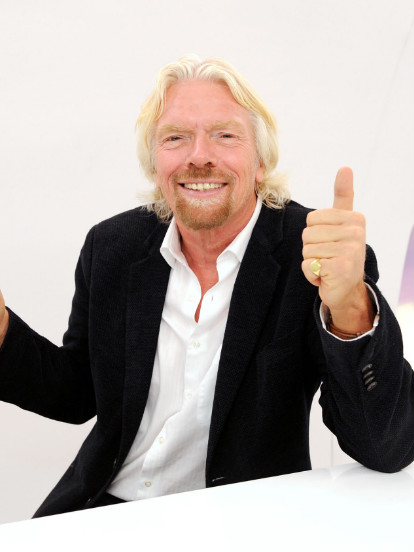 Richard Branson almost got conned