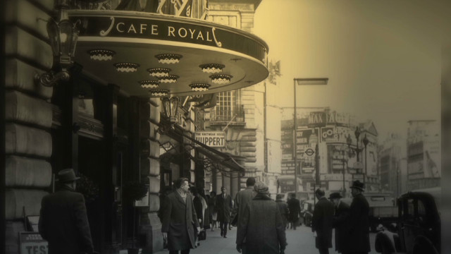 A new era for Britain's Cafe Royal