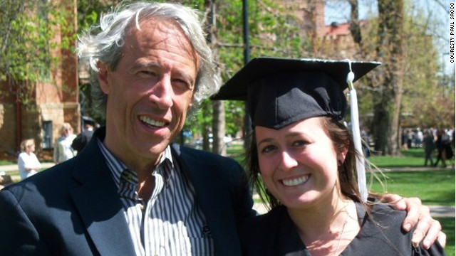 "Paul Sacco spent more than a year recording ""Finding Aubrey"" after his daughter, Aubrey Sacco, disappeared in Nepal in 2010."