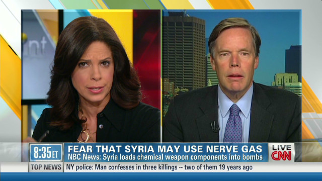 Former US Amb: Assad will lose civil war