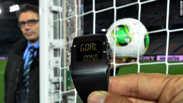 Goal line technology gets rave reviews