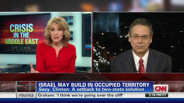 Danny Ayalon defends Israeli settlements