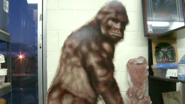 Can a high-tech blimp find Bigfoot?