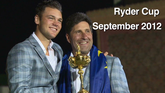 Living Golf: Best of 2012