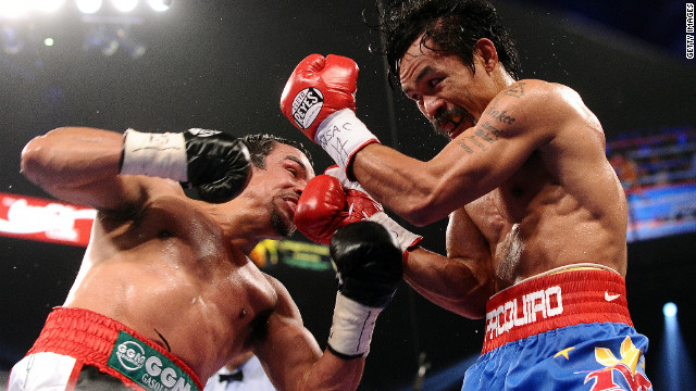 HBO looks back at the last three Pacquiao-Marquez battles