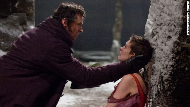 'Les Mis' actors talk role transformations