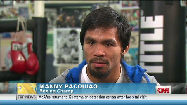 Manny Pacquiao vs. Juan Manuel Marquez