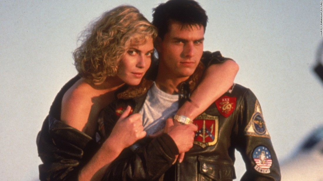 "<strong>""Top Gun""</strong> : Fans are still obsessed with this love story starring Kelly McGillis and Tom Cruise which became one of the blockbusters of 1986. <strong>(Netflix) </strong>"