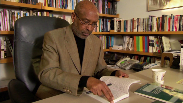 Somali professor: Education is key