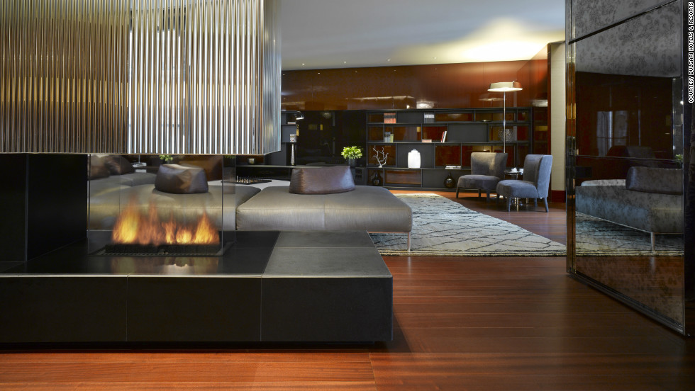"""Hotels are a great way to showcase the design identity of a brand, and to project a lifestyle that goes beyond products,"" says Silvio Ursini, executive vice president of Bulgari Hotels & Resorts."