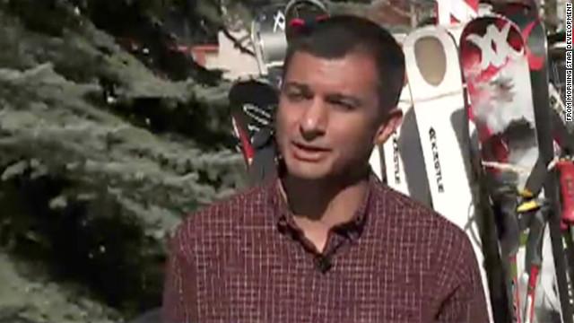 Doctor rescued in Afghanistan