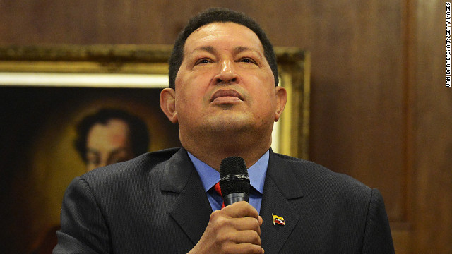 Government officials ask people to pray for President Chavez