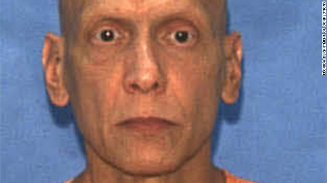 Manuel Pardo, 56, was convicted of nine counts of first-degree murder in 1988 and was sentenced to death.
