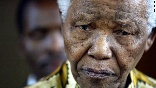 Nelson Mandela undergoes surgery