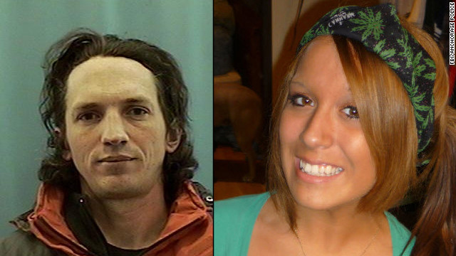Israel Keyes confessed to killing Samantha Koenig in Alaska in February.