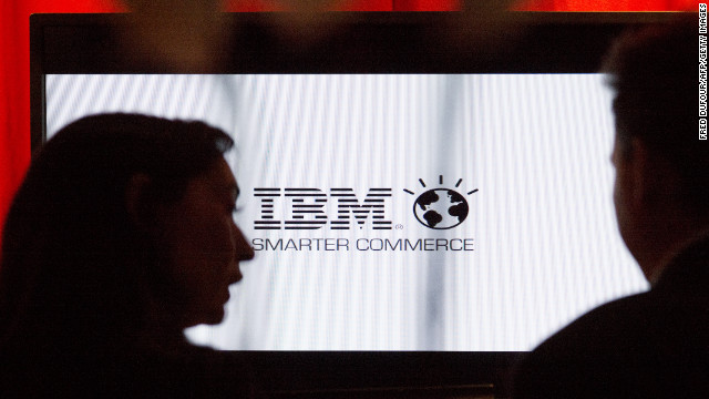 IBM plans to contribute only once every December to its employees' 401(k) accounts.