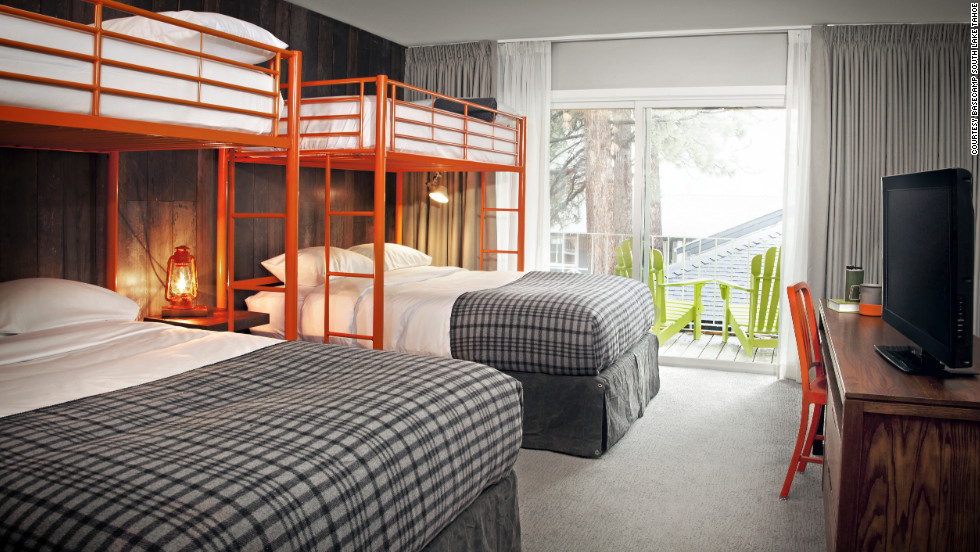 What S New At Hotels On The Slopes Cnn Com