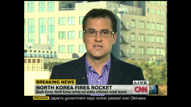 Japan releases N. Korean rocket info