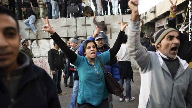 Egypt rallies before constitutional vote