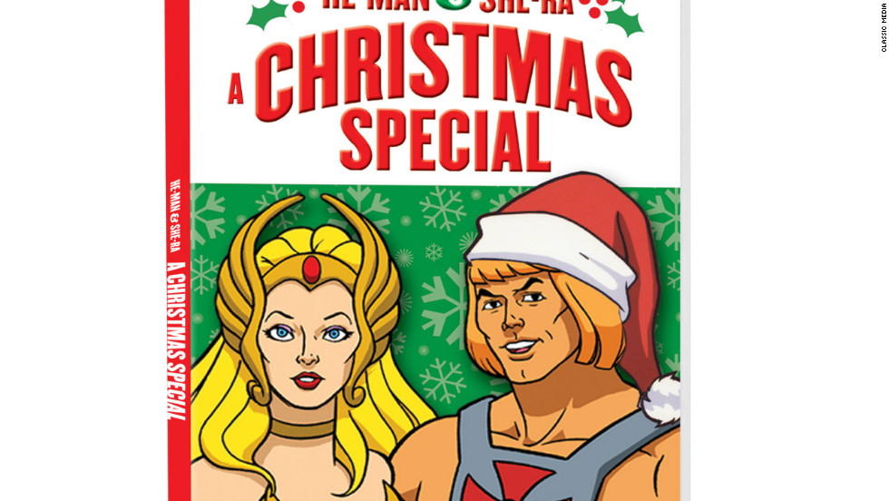 Peace on Eternia? She-Ra and He-Man had a TV Christmas special in 1985.