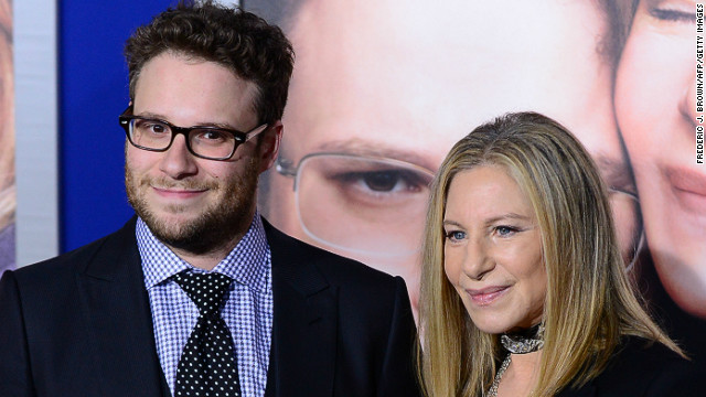 2012: Streisand gets what she wants