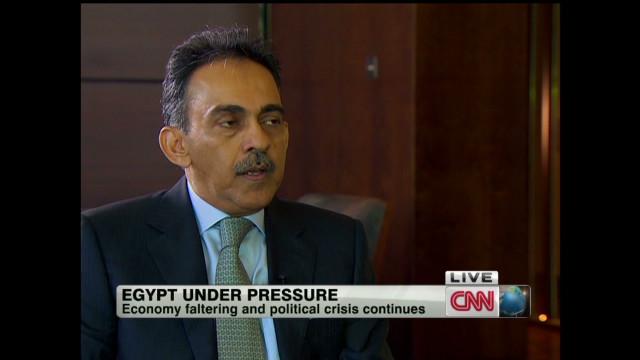 Egypt under pressure