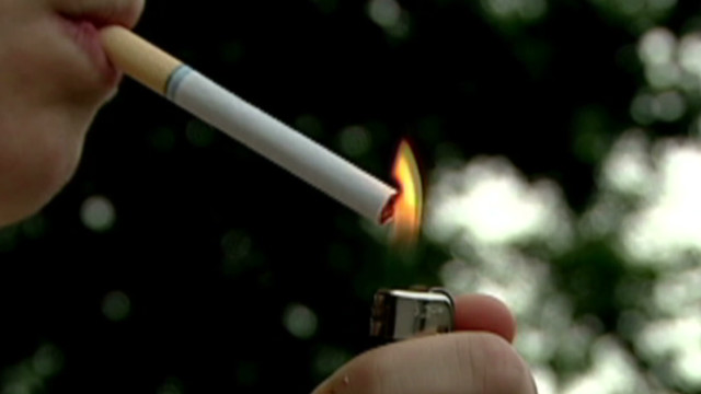 Doctors urged to keep kids from smoking