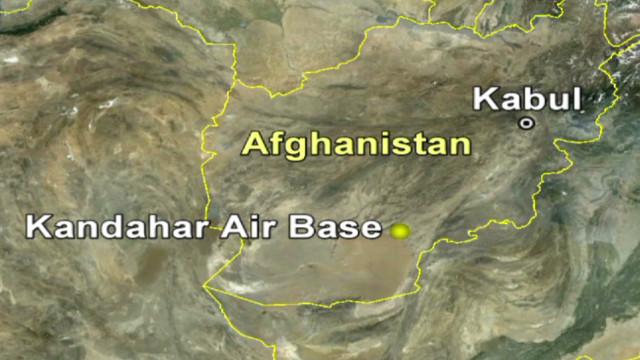 Afghan suicide bomber strikes Kandahar