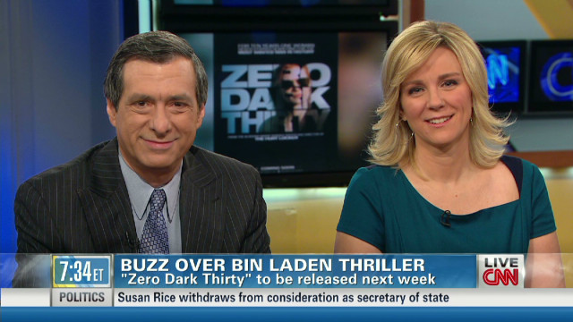 Bin Laden film sparks debate
