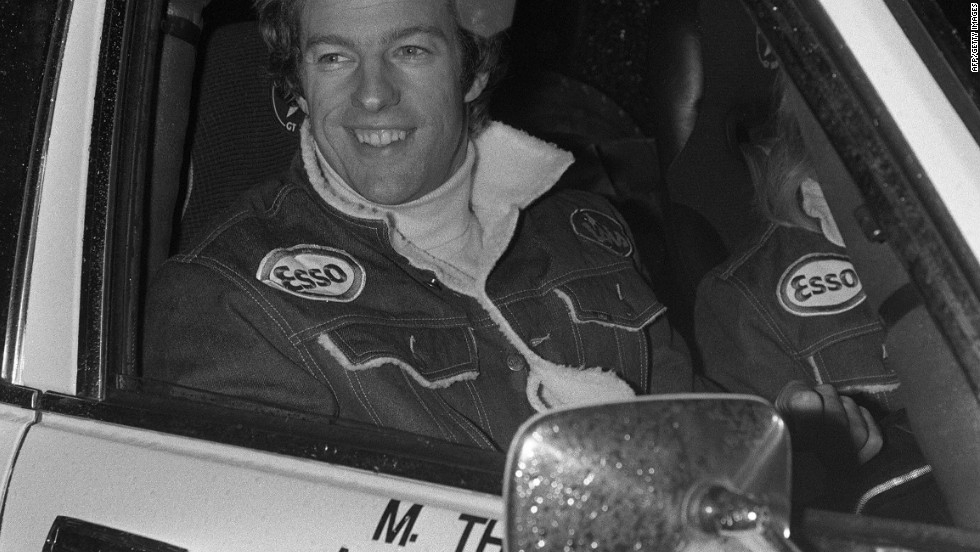 """In 1982, the son of then British Prime Minister Maggie Thatcher was stranded in the desert while competing in the Paris-Dakar Rally. """"Being without a radio, I couldn't listen to the World Service and so had no idea of all the drama this was causing back home,"""" Mark Thatcher told the Guardian newspaper in 2004. """"I later found out that half of Fleet Street was in Tamanrasset and that the other half was trying to fly down there."""""""