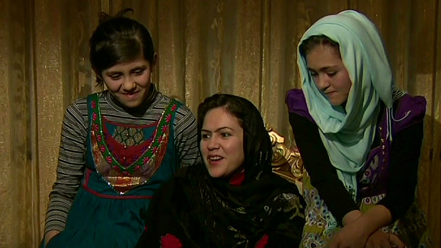 Meet Afghanistan's future