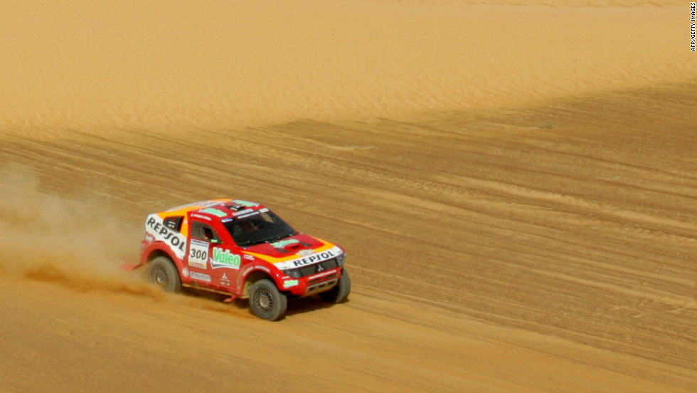 "The Dakar has been canceled just once -- in 2008. After four French tourists were murdered in Mauritania on December 24, 2007, organizers chose not to run the event due to ""direct threats against the race issued by terrorist groups."" Eight of the rally's 15 stages had been due to pass through Mauritania."