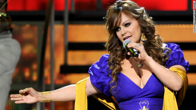 [File photo] Jenni Rivera performs at the GRAMMY Awards at the Mandalay Bay Events Center, November 11, 2010, Las Vegas.
