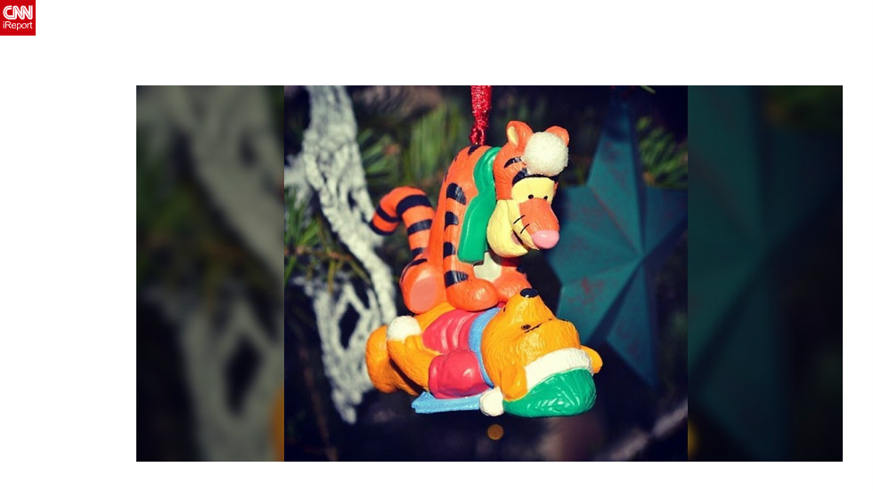 """We had Tigger and Pooh as cake toppers on our wedding cake. After 17 years, we're still bouncing!"" -- @ranchmama"