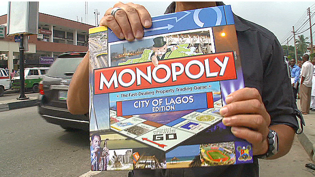 Monopoly adds first African city