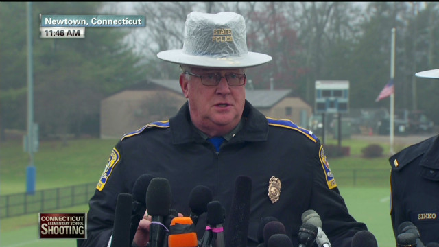 Conn. Police:  We have to be sensitive