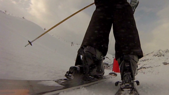 Longer skis reduce alpine injuries?