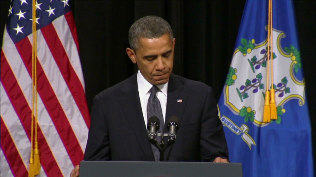 Obama:  'You are not alone'